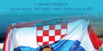 """""""Trening velikih i malih"""" vaterpolski kamp"""